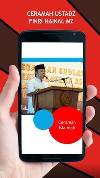 Ceramah Ustadz Fikri Haikal MZ screenshot 1