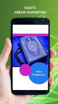 Hadits Arbain Nawawiyah poster