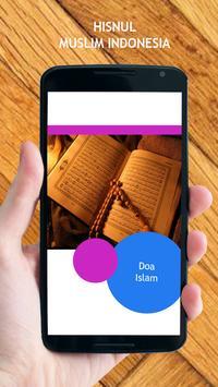 Hisnul Muslim Indonesia poster