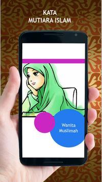 Kata Mutiara Islam poster