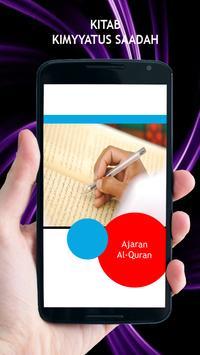 Kitab Kimyyatus Saadah apk screenshot