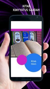 Kitab Kimyyatus Saadah poster