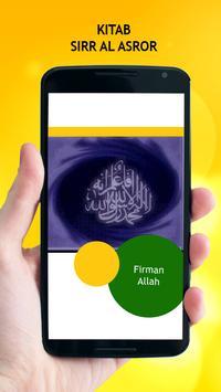 Kitab Sirr Al Asror screenshot 2