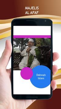 Majelis Alafaf poster