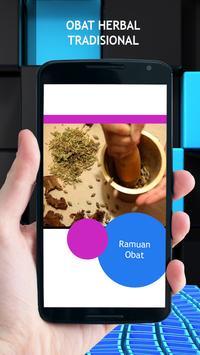 Obat Herbal Tradisional apk screenshot