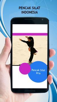 Pencak Silat Indonesia poster