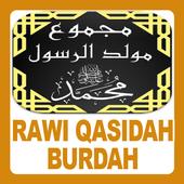 Rawi Qasidah Burdah icon