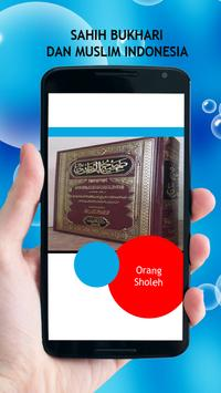Sahih Bukhari Muslim Indonesia apk screenshot
