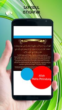 Sayyidul Istighfar screenshot 4