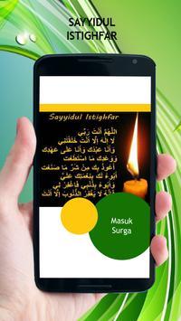 Sayyidul Istighfar screenshot 2