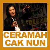 Sholawat & Ceramah Cak Nun icon