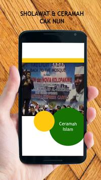 Sholawat & Ceramah Cak Nun screenshot 2