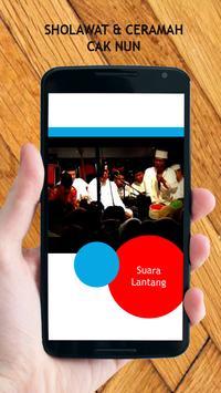 Sholawat & Ceramah Cak Nun screenshot 4