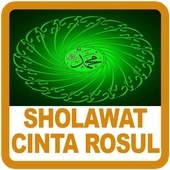 Sholawat Cinta Rosul Mp3 icon
