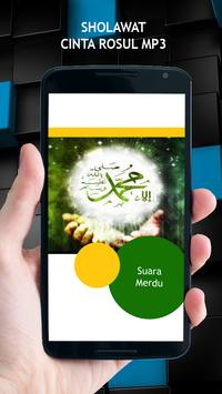 Sholawat Cinta Rosul Mp3 apk screenshot