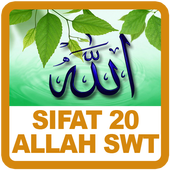 Sifat 20 Allah Swt icon