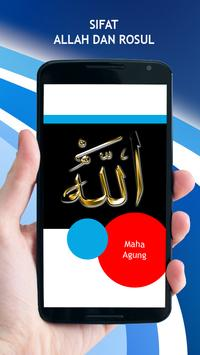 Sifat Allah Dan Rosul apk screenshot