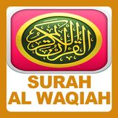 Surah Al Waqiah & Terjemahan icon