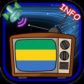TV Channel Online Gabon icon