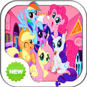 My Little Unicorn Pony Game icon
