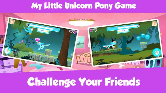 My Little Unicorn Pony Game screenshot 3