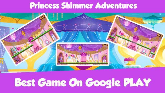 Princess Shimmer Adventures poster