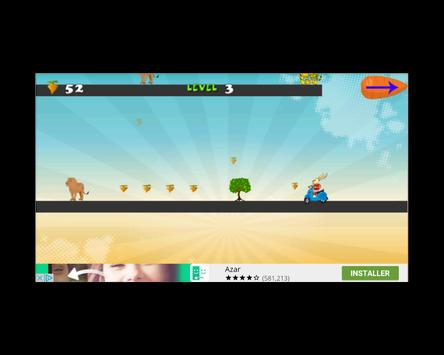 Hopping bunny apk screenshot