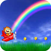 Lion Airplane To Adventures icon