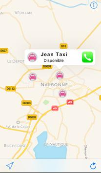 HopTaxi France screenshot 1