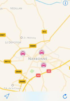 HopTaxi France screenshot 2
