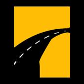 Horn-car services & repair icon