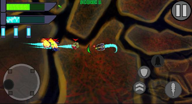 In Space apk screenshot
