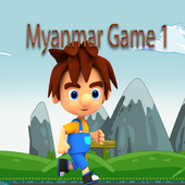 myanmar game 1 icon