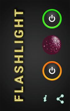 Flashlight - LED Torch screenshot 1