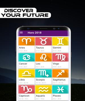 Today Horoscope 2018 - Free Daily Zodiac Signs poster