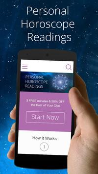 Personal Horoscope Readings poster