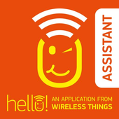 hello! assistant icon