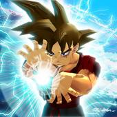 Super Goku Fighting Hero New Saiyan 2018 icon