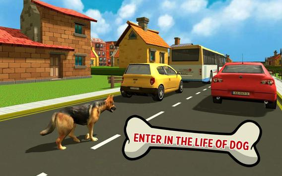 Live your Life as a Loyal Tamed & Brave Dog 2018 apk screenshot