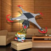 Smart Home Finest Drone Flight icon