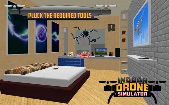 Smart Home Finest Drone Flight poster