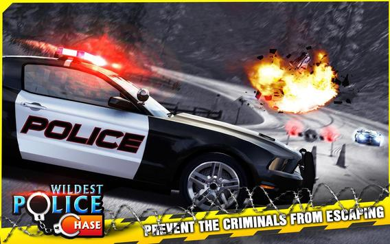 Wildest Police Chase apk screenshot