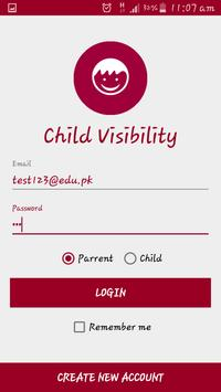 ChildVisibility apk screenshot