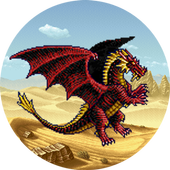 Temple Flappy - Ancient Dragon icon