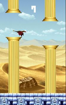 Temple Flappy - Ancient Dragon screenshot 2