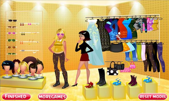 Glamour Dress Up poster
