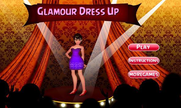 Glamour Dress Up apk screenshot