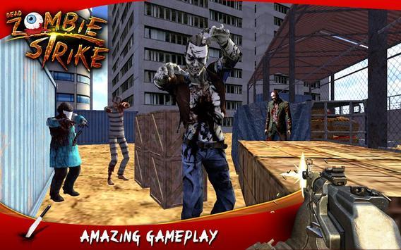 Dead Zombie Strike apk screenshot