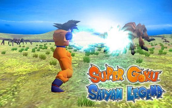 Super Goku Fighting Hero Saiyan Legend 2018 screenshot 4