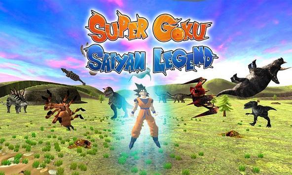 Super Goku Fighting Hero Saiyan Legend 2018 screenshot 5